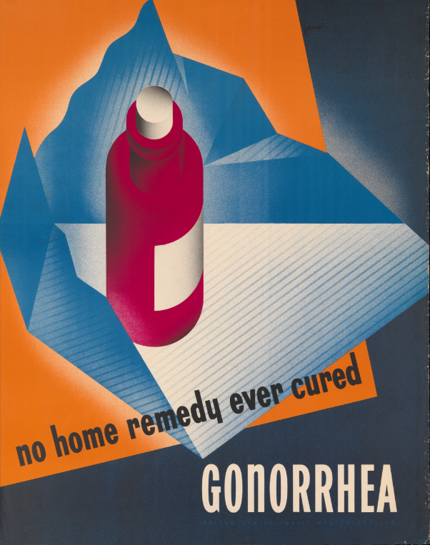 gonnorhea-old-poster-valley-std